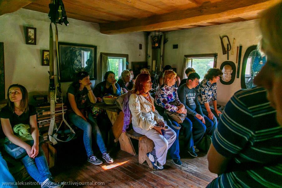 Трахтемиров - сакральное сердце Украины, однодневный тур.