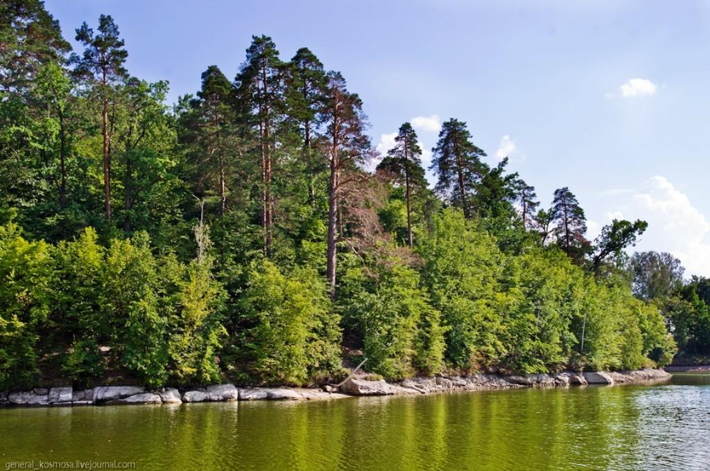 Байдарочный Отдых на реке Тетерев, Житомирщина.