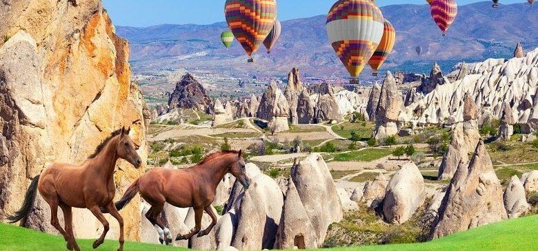 Сказочная Каппадокия, Турция