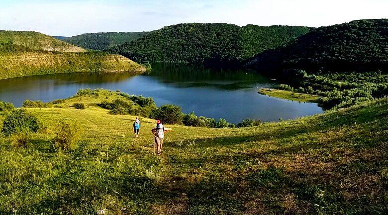 Похід Подільськими Товтрами. Китайгород, Субіч, Сарматське Море.
